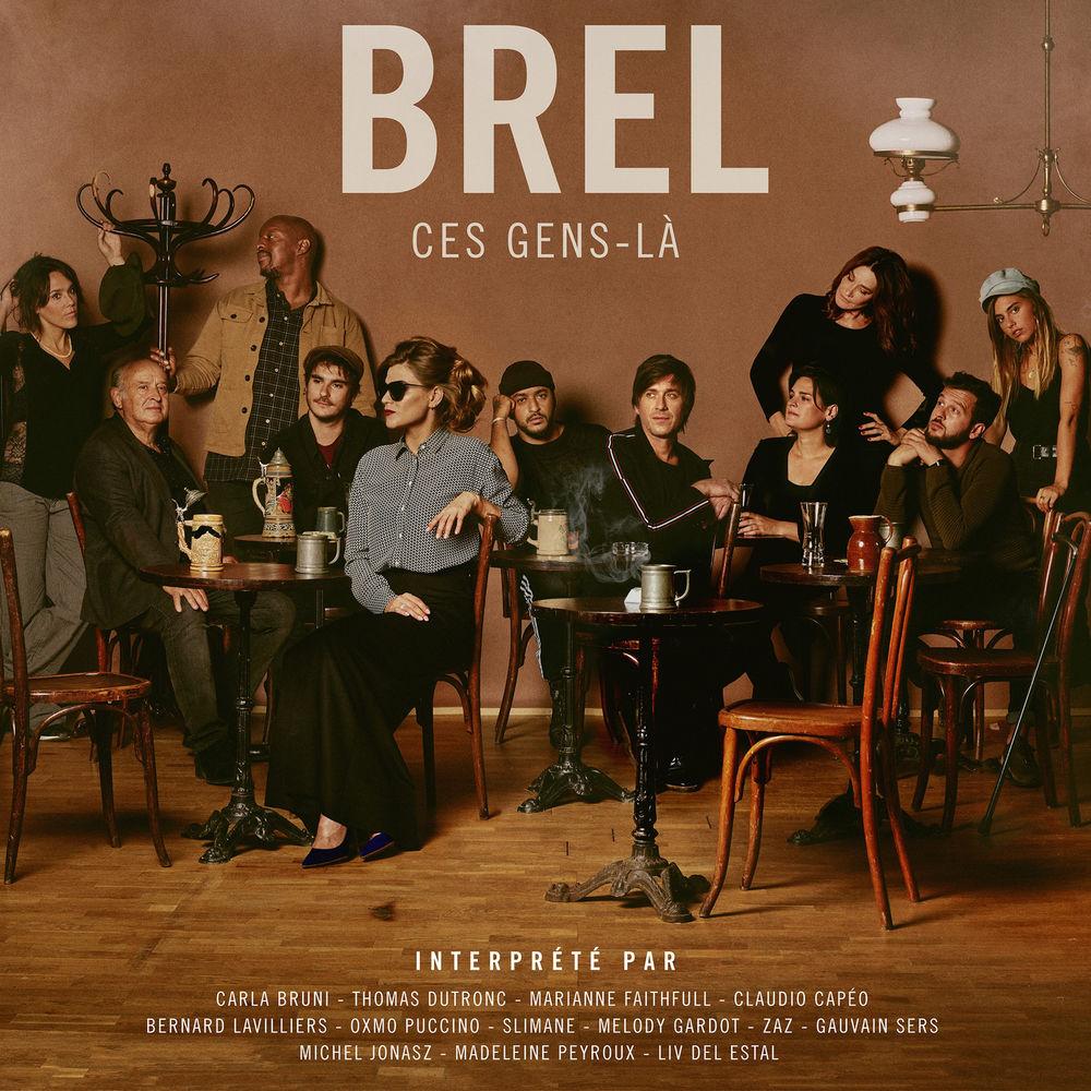 Multi-interprètes-Brel - Ces gens-là
